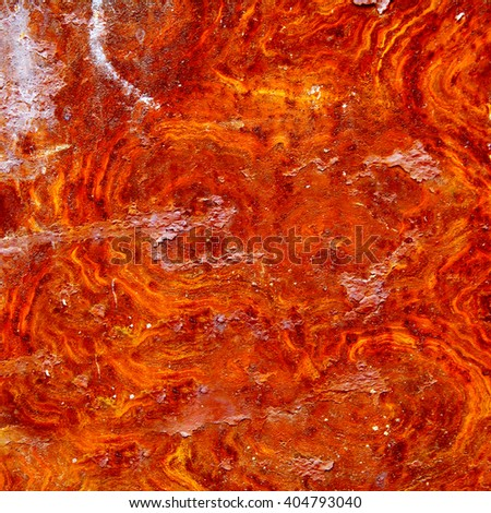 red orange abstract background. Vintage cement texture