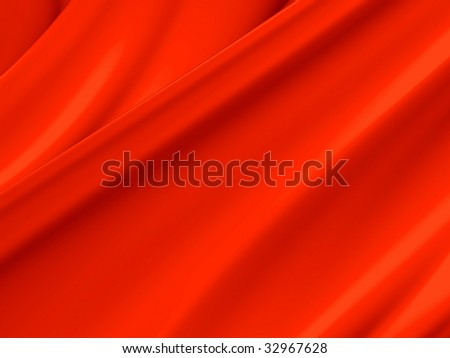 Red orange abstract paint toss liquid splash background illustration.