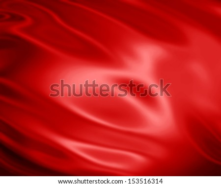 red paint background with some smooth lines in it