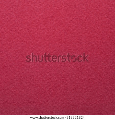 Red paper background, texture  - stock photo