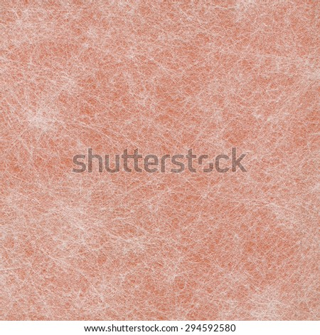 Red paper background with white pattern - stock photo