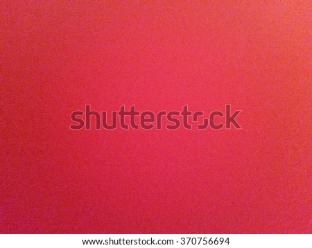 Red paper sheet useful as a background