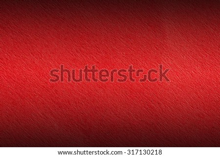 Red Paper Texture. Background - stock photo