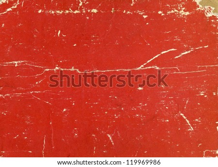 red paper texture, can be used as background
