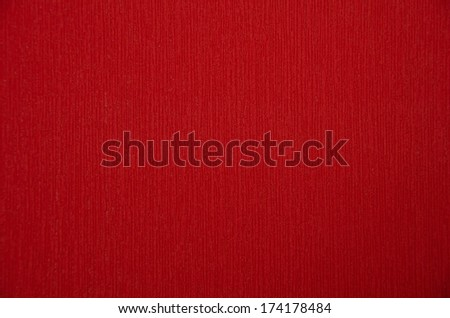 red paper texture or background - stock photo