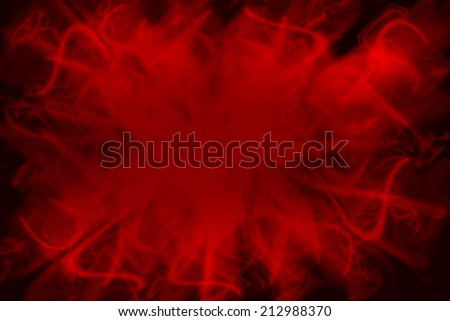 Red passion. Abstract background - stock photo