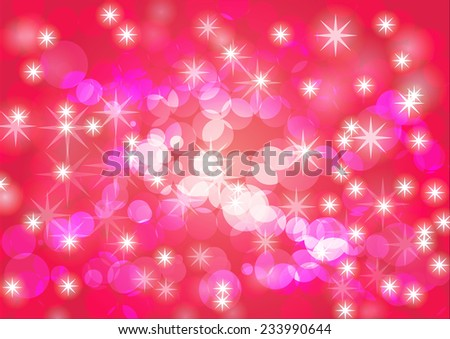 Red pink  background - stock photo