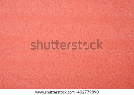 Red PVC plastic texture use for background - stock photo