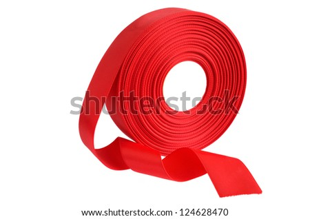 red ribbon roll stock photos royalty free images vectors shutterstock