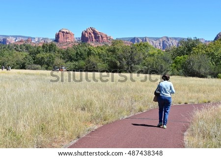 Red Rock State Park in Sedona, AZ USA
