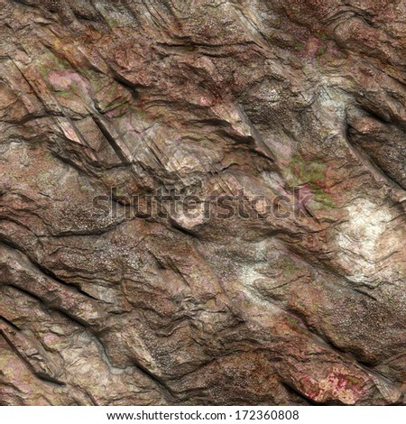 Red Rock - Texture
