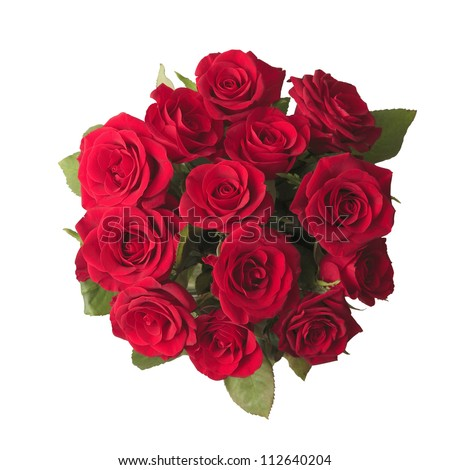 Red Garden Rose Bouquet roses bouquet stock images, royalty-free images & vectors