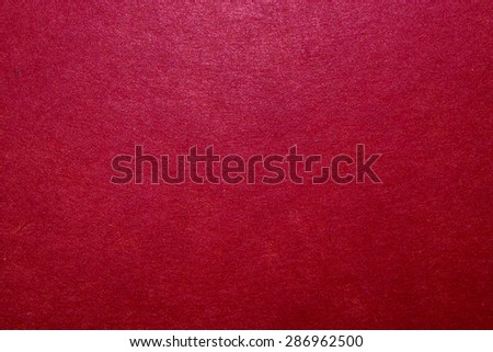 Red rough paper texture,background,backdrop,back - stock photo