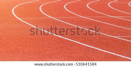 red running track sports texture