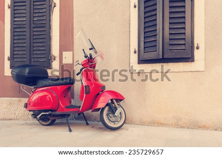 Scooter Stock Photos, Royalty-Free Images & Vectors ...