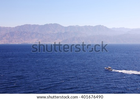 Red Sea in Israel