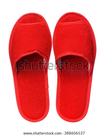 Fuzzy Slippers Stock Images Royalty Free Images Amp Vectors