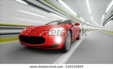 Sports Car Stock Images RoyaltyFree Images Vectors Shutterstock - Red sports car
