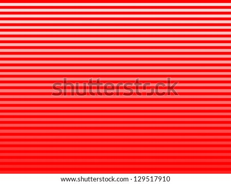 red street line abstract on green tone background - stock photo