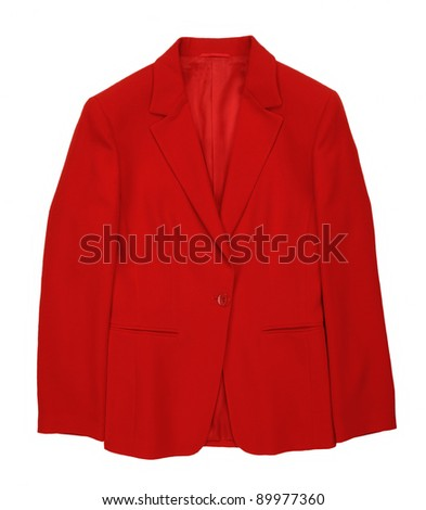 Red Suit Jacket Stock Photos, Royalty-Free Images & Vectors ...