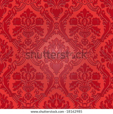 red swatch or wallpaper