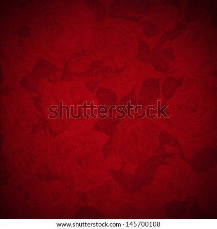 red velvet background roses flowers closeup detail of aged red velvet texture background with
