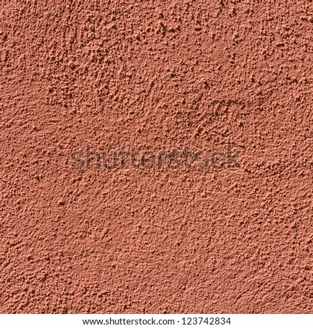 red wall texture background - stock photo