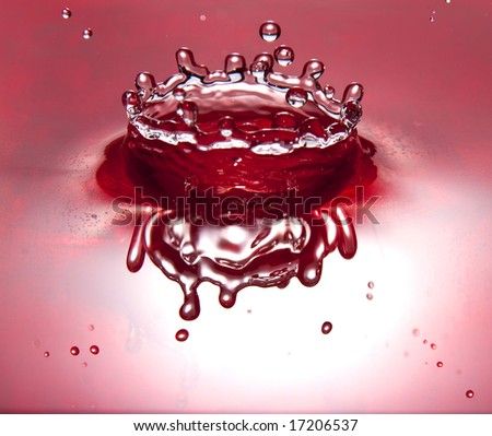 red water crown