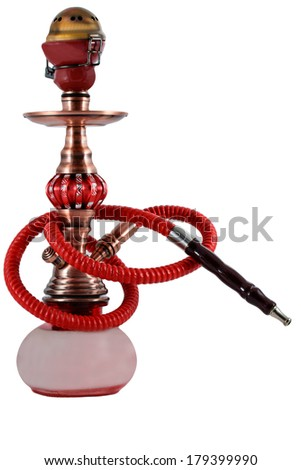 Red water pipe from Turkey