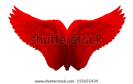 Red Wing - stock photo