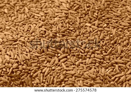 red yeast rice in a market, closeup of photo