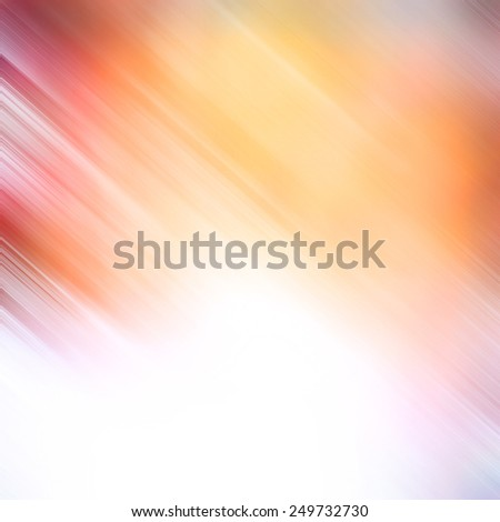 Red yellow and orange blurry abstract background with magic lights - stock photo