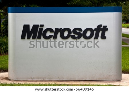 REDMOND, WASHINGTON - JULY 1: Microsoft Corporation announces the Kin mobile phone has been discontinued after one month of sales. July 1 2010 Redmond, Washington - stock photo