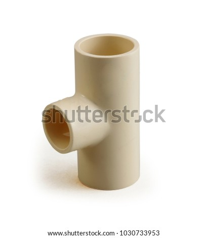 reducer Tee C-pvc pipe Fitting