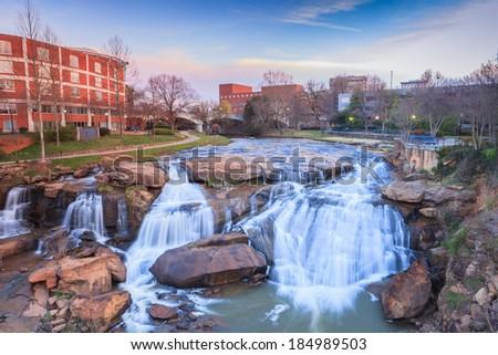 Greenville South Carolina Stock Images RoyaltyFree Images - Sc waterfalls map