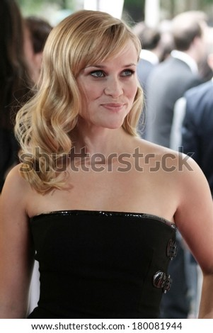 Reese Witherspoon at RENDITION World Premiere at the 32nd Annual Toronto International Film Festival, Roy Thomson Hall, Toronto, Canada, ON, September 07, 2007