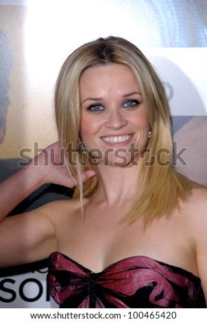 "Reese Witherspoon at the ""How Do You Know"" World Premiere, Village Theater, Westwood, CA. 12-13-10"