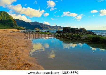 Reflection - stock photo