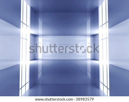 Reflective Room