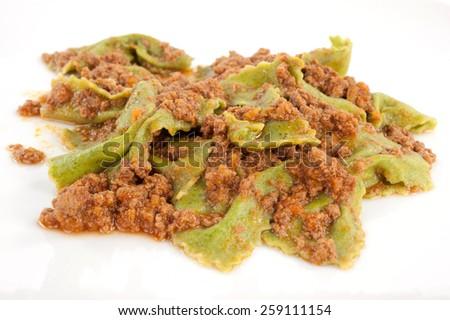 Regional dish - stock photo
