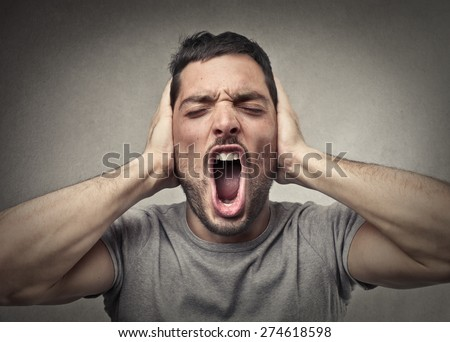 Regrets - stock photo