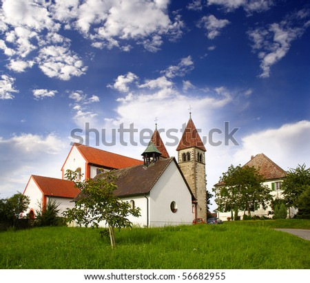 Reichenau, Lake Constance, Germany  - UNESCO World Heritage Site