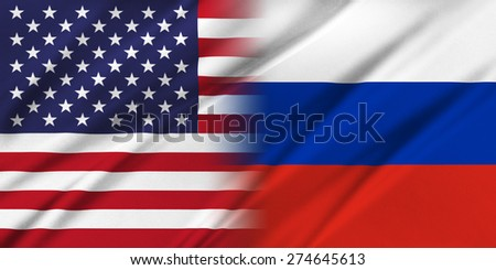 Relations between countries. USA and Russia.