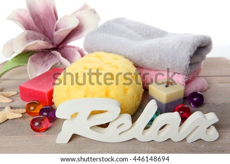 relax - stock photo