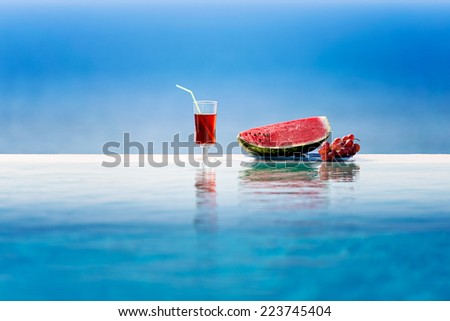 Relax and enjoy - stock photo