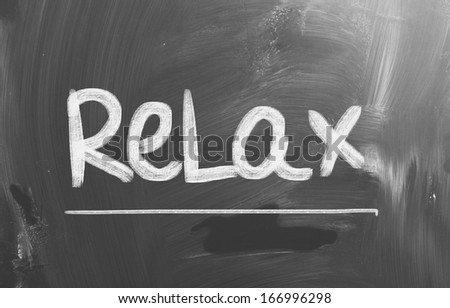 Relax Concept - stock photo