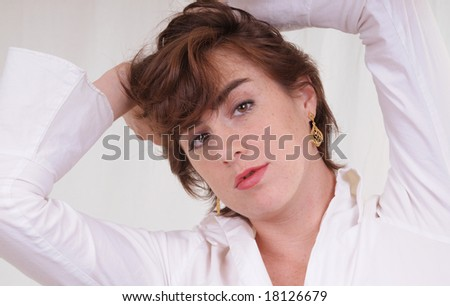 relaxation - stock photo