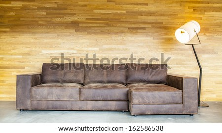 Relaxation room - stock photo
