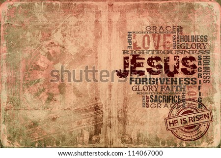 Religious Background - stock photo