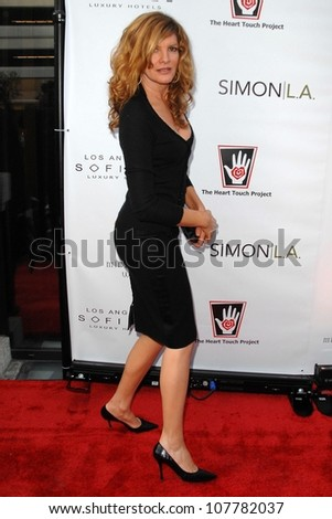Rene Russo  at The Heart Touch Project's 'One Night, One Heart' tribute dinner. Sofitel Hotel, Los Angeles, CA. 05-13-08